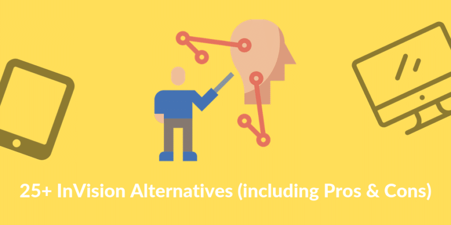 25+ InVision Alternatives (including Pros & Cons)