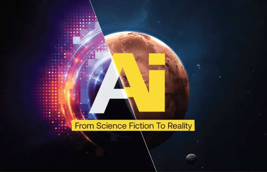 The Business of Turning SciFi AI to Reality [Infographic]