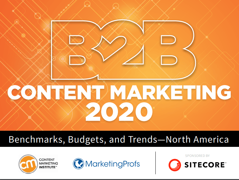 2020 B2B Content Marketing Benchmarks Report: 8 Grade-A Opportunities