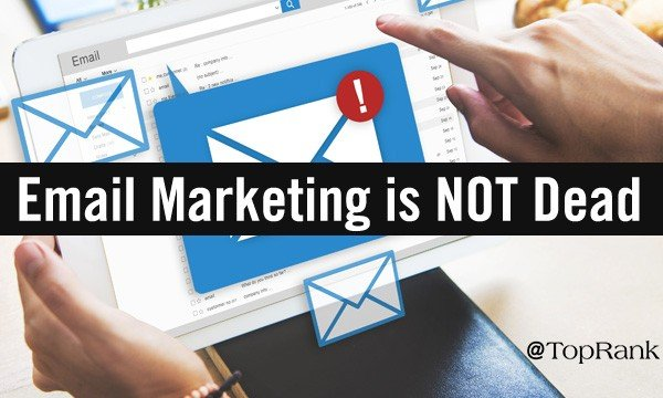 Email Marketing Is NOT Dead, But It Needs Rejuvenation