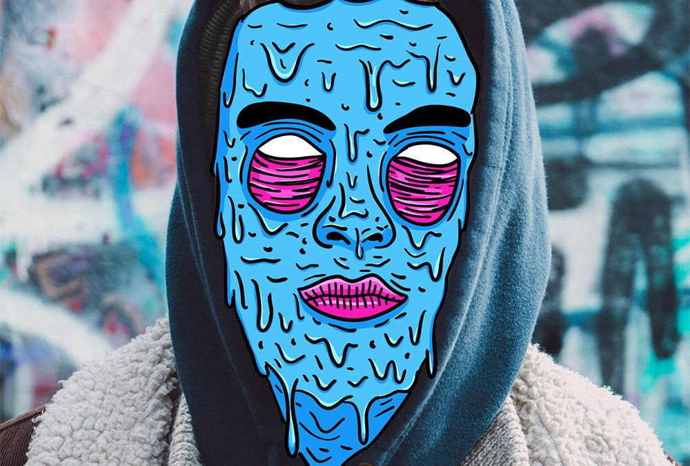 How To Create a Grime Art Portrait in Photoshop