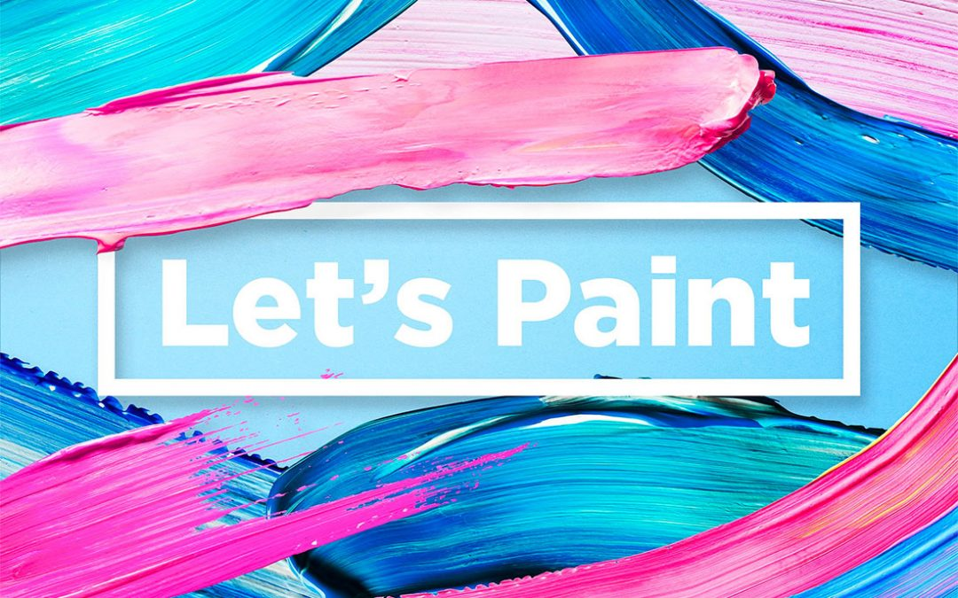 Let's Paint! Color Brush Strokes Pack for Premium Members
