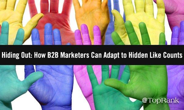How B2B Marketers Can Adapt to Hidden Like Counts