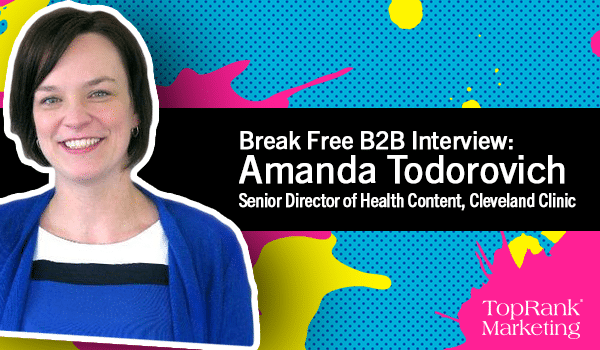 Amanda Todorovich on Creating Content that Pays Off