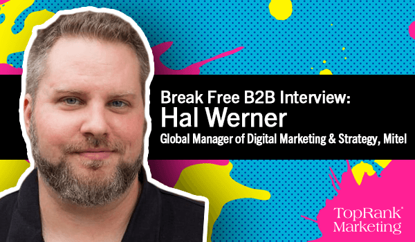 Hal Werner on the Intersection of Marketing Creativity & Analytics