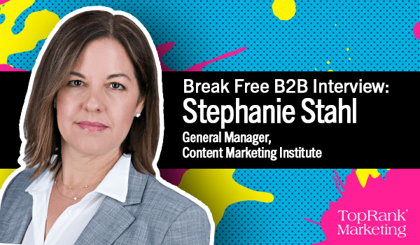 Stephanie Stahl on Data-Driven Event Planning & Promotion