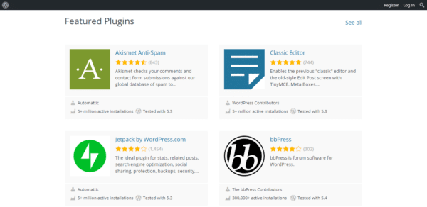 The Best WordPress Plugins for Designers in 2020