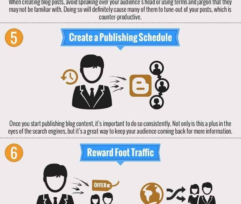 10 Highly Effective Blogging Tips for Local Businesses