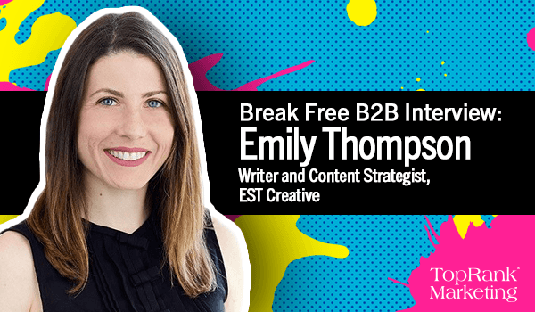 Emily Thompson on the Power of Content Marketing in Health Care