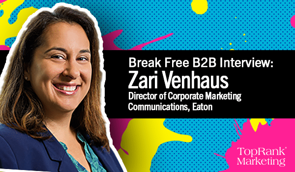 Zari Venhaus on How to Scoot Your Way to Martech Transformation Through Storytelling