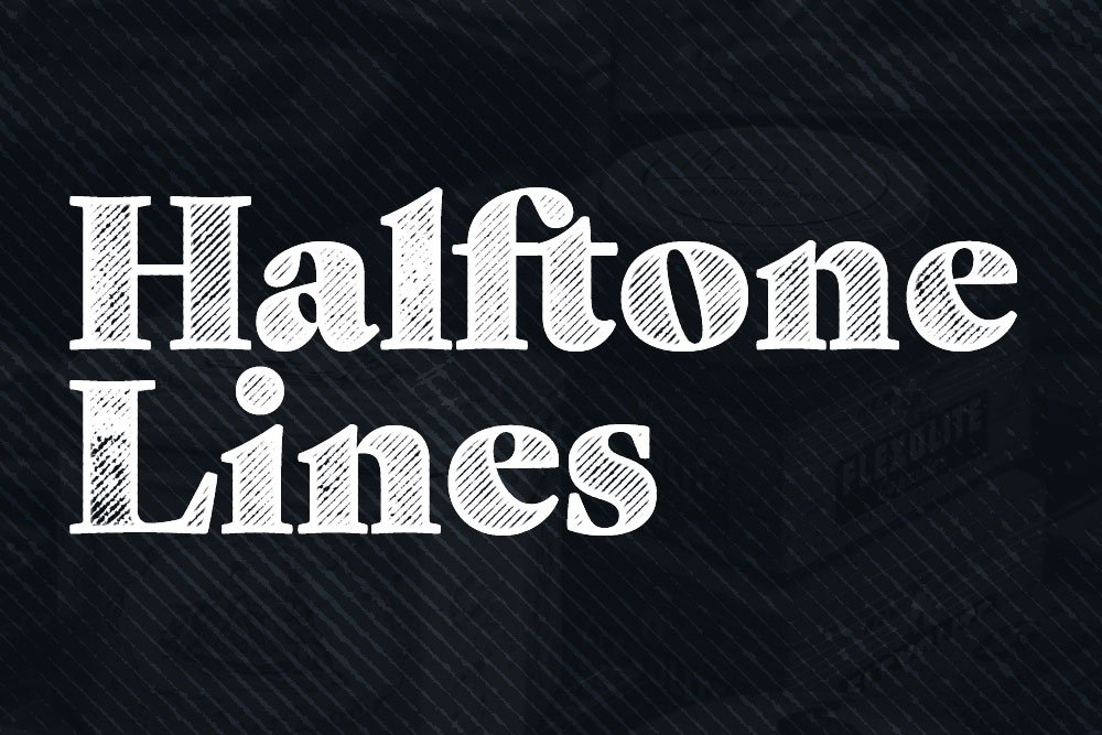 Download My New Set of 10 Free Halftone Lines Textures