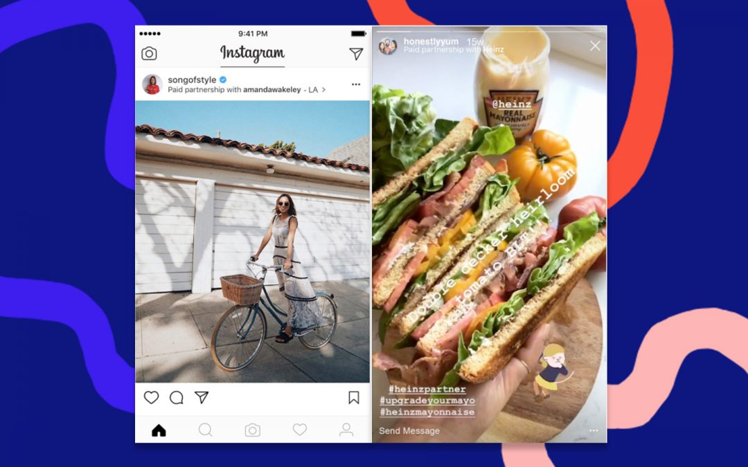 How and Why to Use the Paid Partnership Feature on Instagram