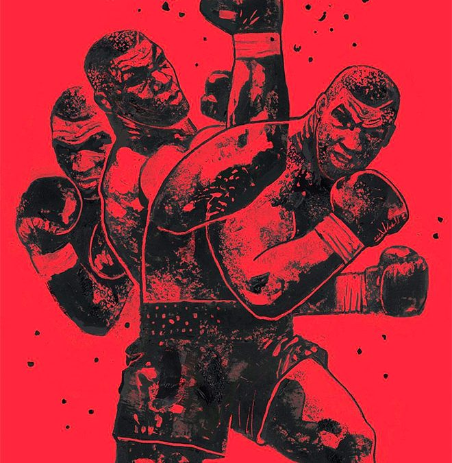 40 Punchy Designs and Illustrations with a Boxing Theme