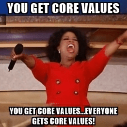 Build Your Digital Marketing Plan on a Solid Foundation of Core Values