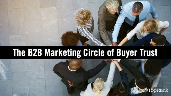 How B2B Marketers Can Enter the Circle of Trust