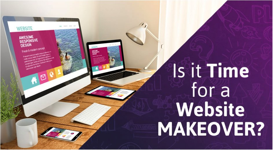 Is it Time for a Website Makeover?