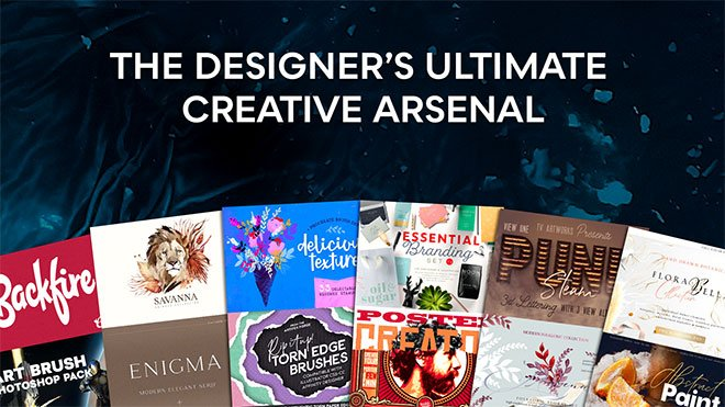 Working From Home? This New Bundle of Resources Will Give You a Creative Boost!