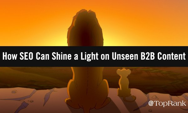 Illuminate Your Unseen Content with SEO