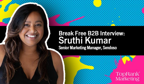 Sruthi Kumar on Creating Memorable Experiences