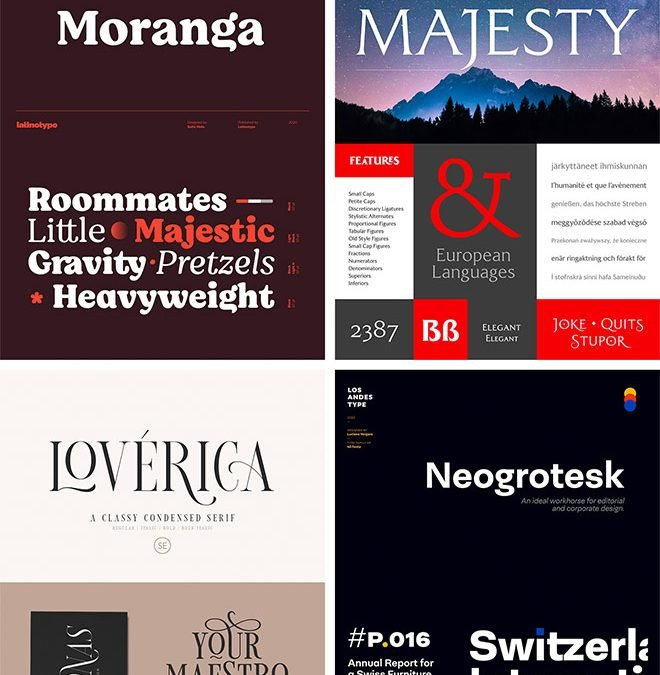 Own This Extensive Font Library Worth $4265 for Just $29