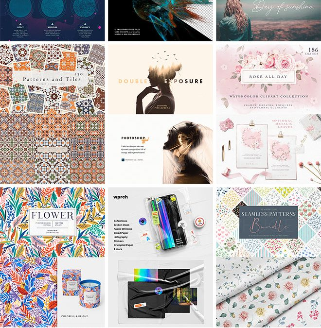 Add New Effects to Your Design Work with This Creative Toolkit