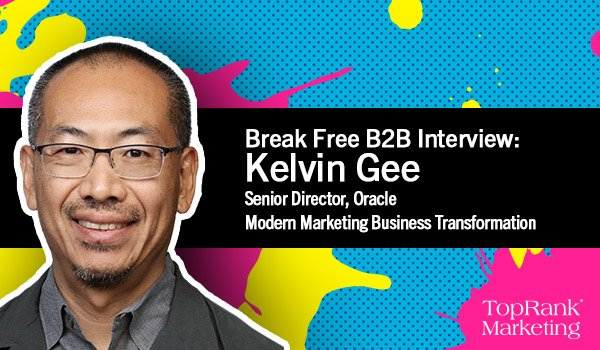 Kelvin Gee on Winning with Enterprise ABM
