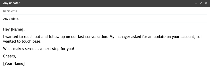 How to Write Persuasive Follow Up Emails to Drive Replies