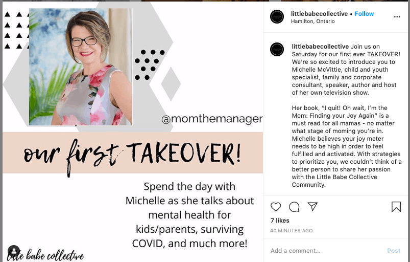 How to Host a Successful Instagram Takeover in 3 Steps