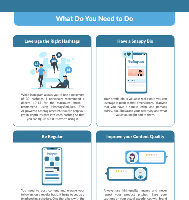How You Can Easily Make Money on Instagram: A Guide [Infographic]