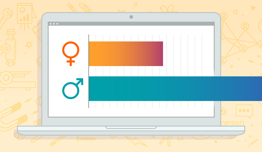 How Big Is the Gender Gap Between Men and Women in SEO?