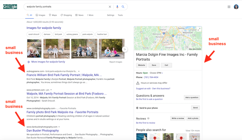 10+ Free Ways to Get on the First Page of Google