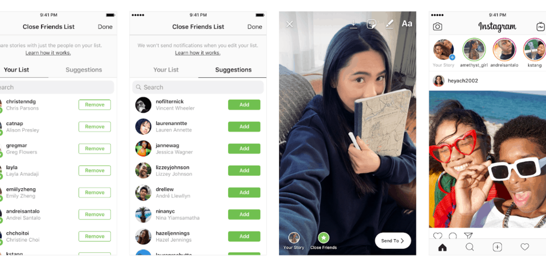 How to Use the Instagram Close Friends List