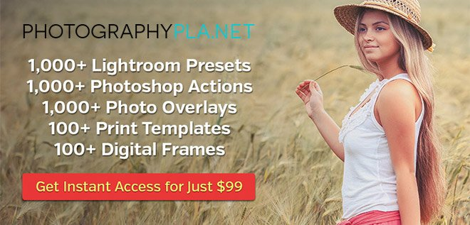 Fabulous Fades Lightroom Presets for Premium Members