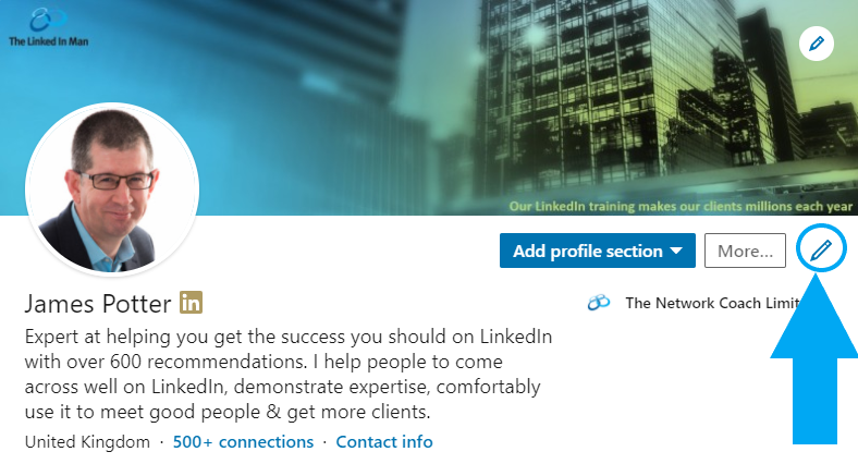 How to Change Your Location on LinkedIn