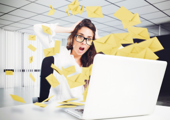 Is Your Email Out of Control?