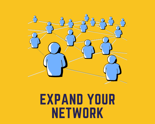 Expand Your Network Through Social Media