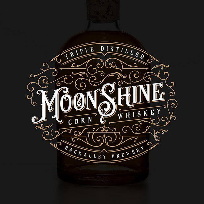 How to Create an Ornate Vintage Logo Design in Illustrator