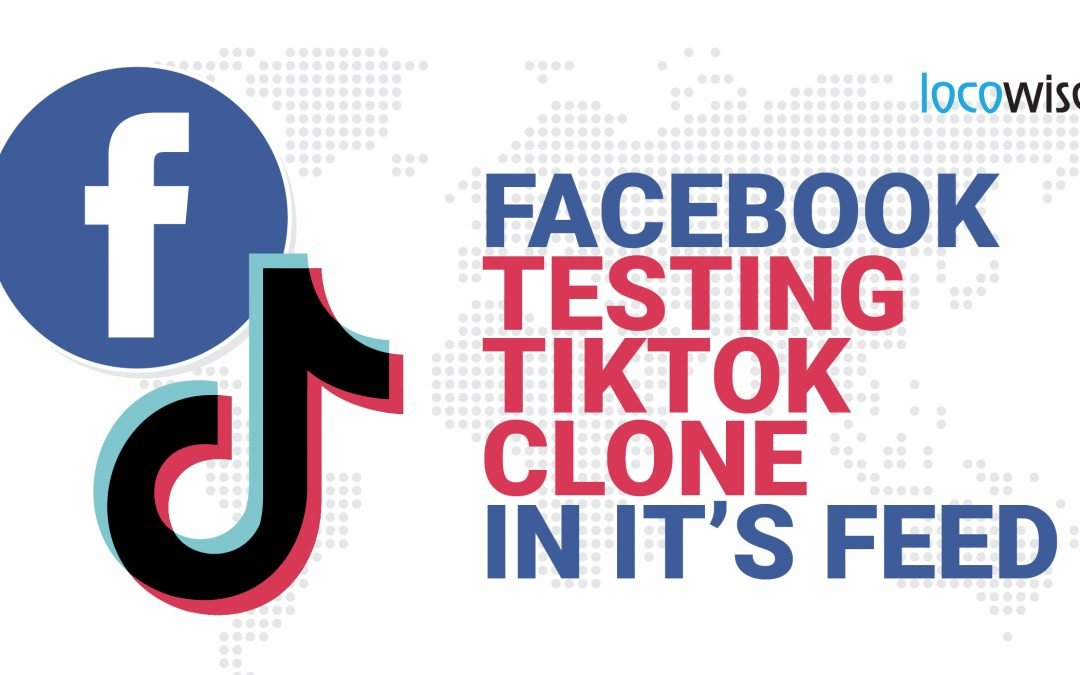 Facebook Testing TikTok Clone in Its Feed in India