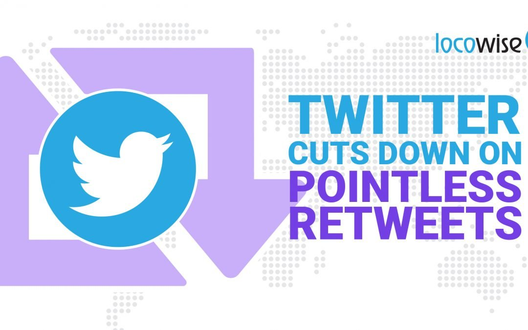 Twitter is Cutting Down on Pointless Retweets
