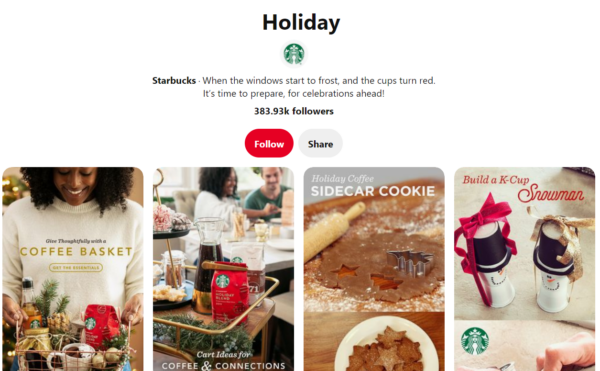 How to Leverage Pinterest During the Holiday Season