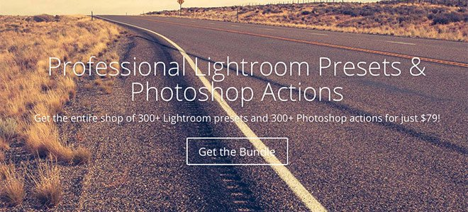 Nightmare Photoshop Actions for Access All Areas Members