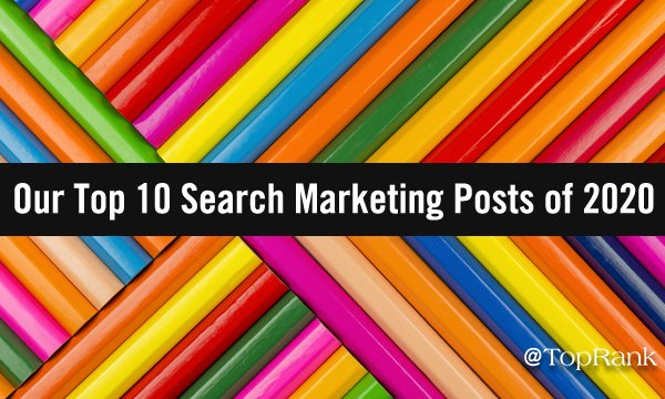 Optimize Your 2021 With Our Top 10 SEO Posts