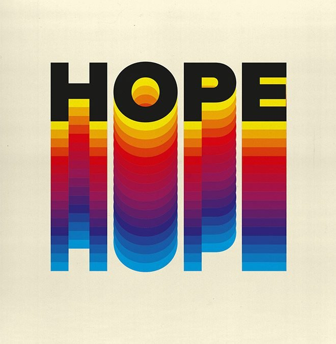How to Create a Colorful Retro-Style 'Rainbow' Text Effect in Adobe Illustrator