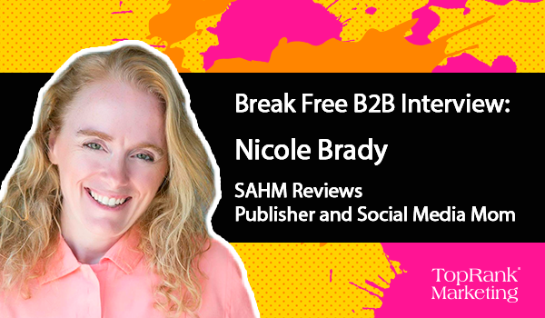 Nicole Brady of SAHM Reviews on the Importance of Empathy in Reaching Your Niche