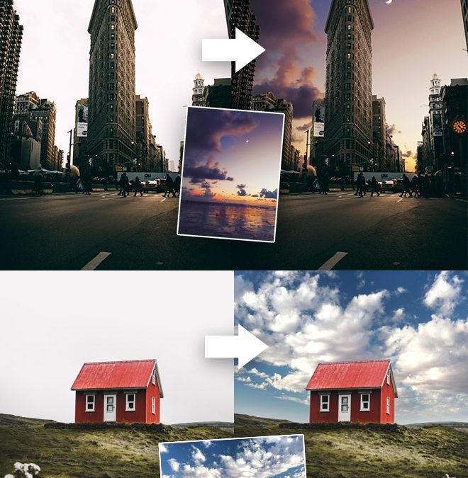 How to Replace the Sky in Photoshop