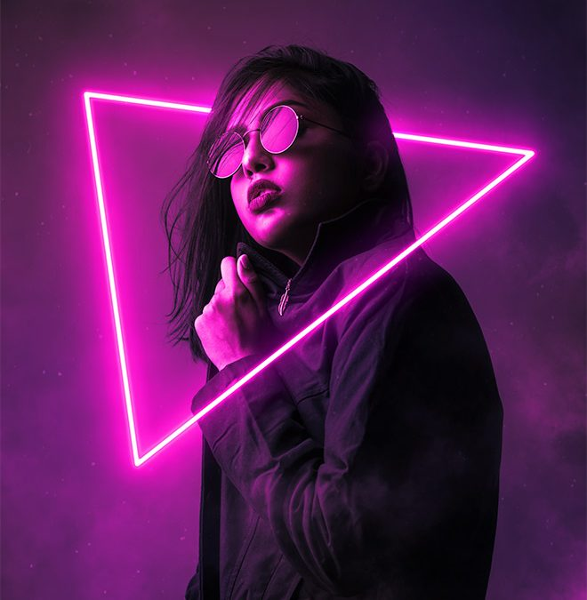 How to Create a Neon Light Effect in Photoshop