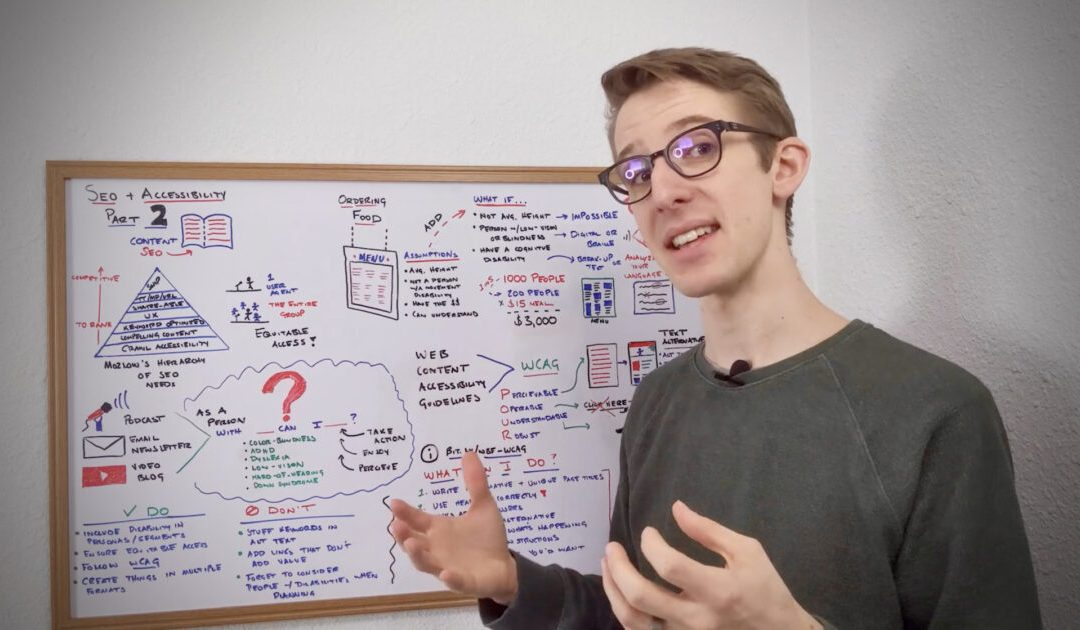 SEO and Accessibility: Content [Series Part 2]