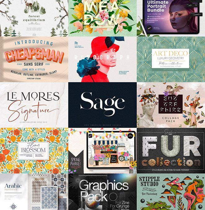 Get All These Creative Resources & Toolkits for Just $29 (99% off!)