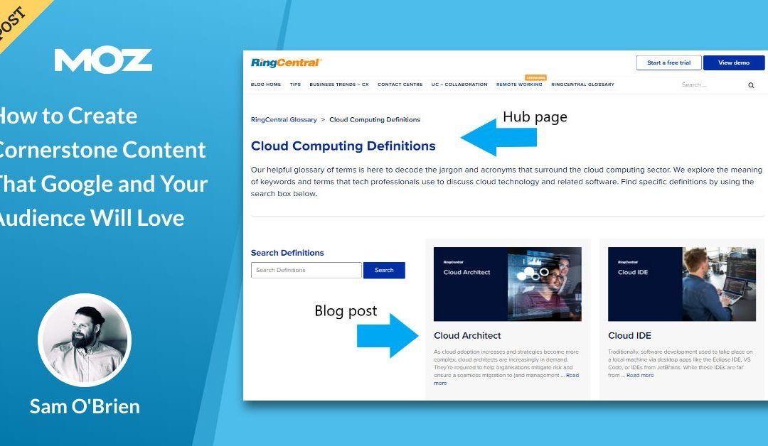 How to Create Cornerstone Content That Google and Your Audience Will Love