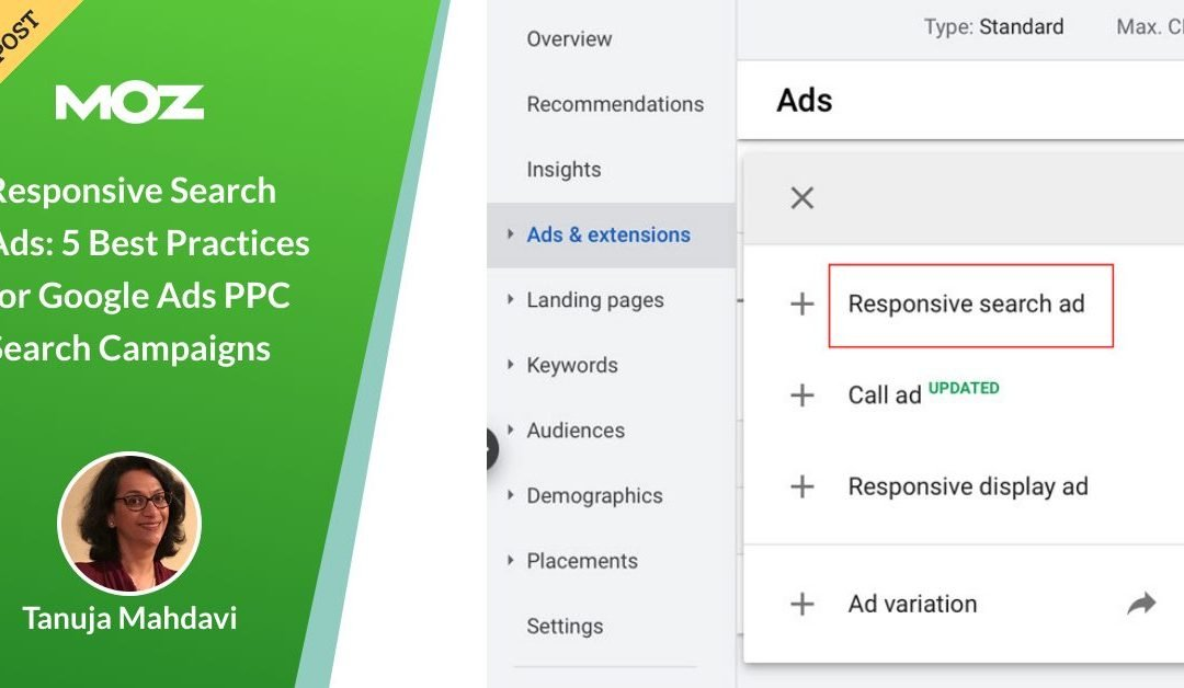 5 Best Practices for Google Ads PPC Search Campaigns